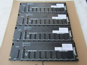 Ge fanuc Ic693chs392j Industrial Control System Power Supply Rack Expansion Lot