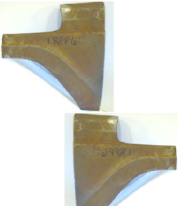 Ford Truck Front Fender Rear Half Set Left Right 1957 1960 Schott