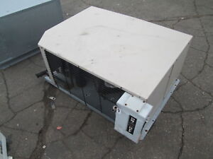 Heatcraft Climate Control Refrigeration Unit Moh015x63cf 1 5hp 208 230v 3ph Used