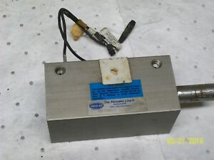 Fabco air Square Pneumatic Cylinder Sqf 321x3 e