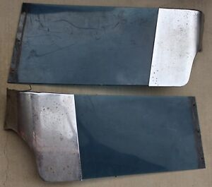 Rare Vintage 1950s 1960s Vision Visor Set For Truck Accessory Chevy Ford Ratrod