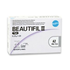 Beautifil Ii Composite Tips Shofu B1