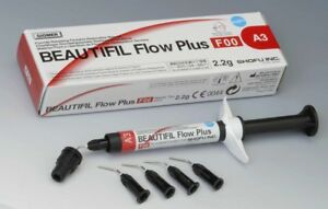 Beautifil Flow Plus F00 Dental Composite Shofu A2