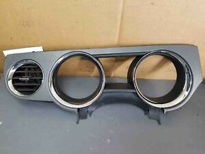 Speedometer Instrument Cluster Bezel Trim With Vent Ford Mustang 14 2014