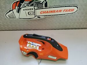 Stihl Ts420 420 Cut Off Saw Chop Real Stihl Oem Top Cover Trigger