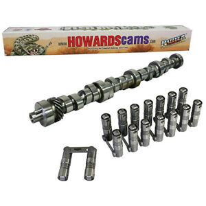 Bbf 429 460 Retro fit Hyd Roller Howards Cams 288 296 0 611 0 611 109