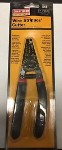 Craftsman Wire Stripper Cutter 10 20awg 73573 Made In Usa Brand New