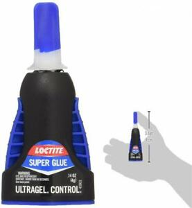 Loctite 1363589 Glue Super Ultra Gel 4 Gram 10 Pack