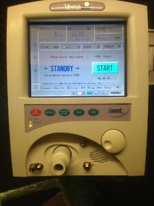 Versamed Ivent 201 Ventilator 1 Year Warranty No Re manufactured Patient Ready