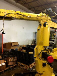 Fanuc Robot 420iw With Rj2 Control Complete Unit Tested