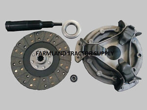 Ford New Holland Tc25 Tc27 Tc29 1700 1710 1715 1310 1500 1900 Tractor Clutch