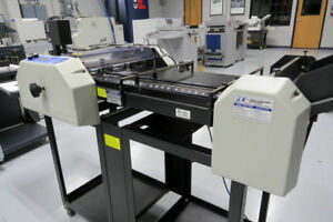 Graphic Whizard Gw 12000p Pneumatic Number Perf Score Rollem Count