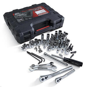 Craftsman 108 Piece Mechanics Tool Set