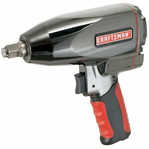 Craftsman 1 2 Inch Drive Pneumatic Impact Wrench