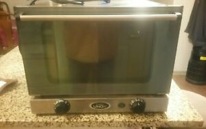 Cadco Unox Ov 250 Countertop Commercial Electric Convection Oven