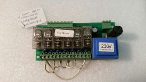 209 00218 13p Pcb Soap Injection Board 230 Volt Cissell Washer Extractor Parts