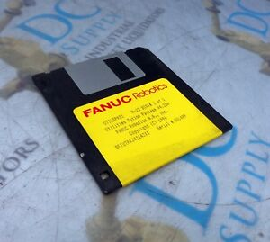Fanuc Utilspkg1 Rj2 Utilities Option Package V4 21a Disk