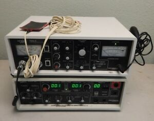 Chattanooga Intelect Intelect 700c Vms Ii Ultrasound Variable Unit Used