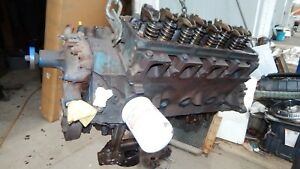 Good Used 1972 Ford Mustang 351 4v Cj 4 Bolt Main Rebuildable Engine Assembly