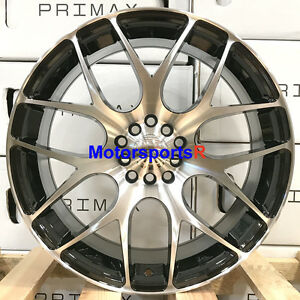 Primax 770 Xxr 17x8 40 Black Machine Rims Wheels 4x100 93 01 Acura Integra Gsr