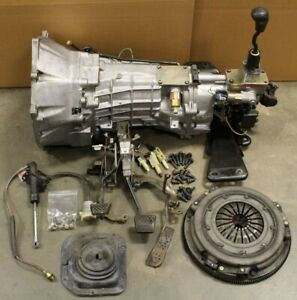 98 02 Camaro Firebird Ls1 Tremec T56 6 Speed Manual Conversion Kit Complete Used