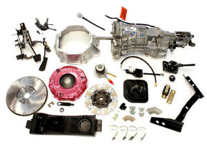 82 02 Camaro firebird Tremec Magnum 6 Speed Manual Conversion Kit Complete Lsx