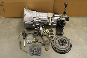 93 97 Camaro Firebird Lt1 Tremec T56 6 Speed Manual Conversion Kit Complete Used