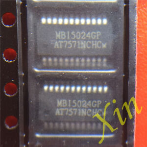 50pcs Mbi5024gp Mb15024gp Ssop24 Led Constant Current Driver Chip