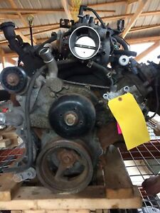 5 3l vin T 8th Digit Engine Assembly Motor Chevy Avalanche 1500 00 01 02 03 04