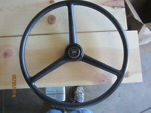 Minneapolis Moline Steering Wheel W cap M5 g708