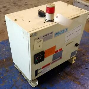Nadex 50 60hz 460vac 470a Welding Controller Model Ph5 1008 Switch