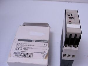 Used Telemecanique Delay On Relay Timer 0 05 Sec 300h Re4 Tl11bu