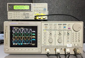 Tektronix Tds744a Upgraded To Tds784a 1ghz 4gs s 13 1f 1m 2f New Crt