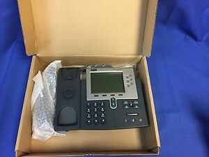 Cisco Ip Phone 79xx Series New