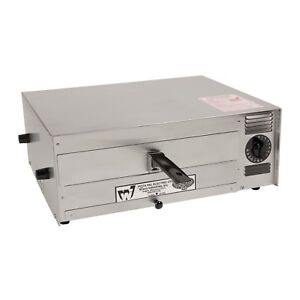 Wisco 412 8 nct Closed Wire Fresh Crust Pizza Oven