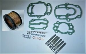 Ingersoll Rand Type 30 253 Compatible Head Rebuild Kit 32249278 With Filter