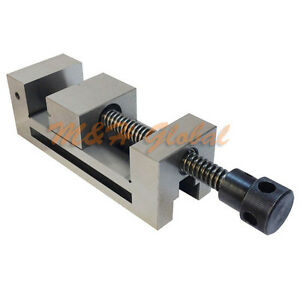 Precision Toolmakers Vise 2 3 8 Jaw Width And 3 3 8 Jaw Opening