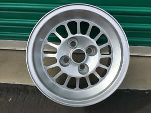 Oz 6x13 4x98 Alloy Wheel Spare Fiat X 1 9 124 Abarth 131 128 Lancia Scorpion