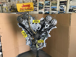 3 6l V6 Pentastar Remanufactured Engine 0 Miles Wrangler Dodge Chrysler Ram Jeep