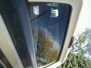 Ford Bronco Tail Gate Glass 80 96