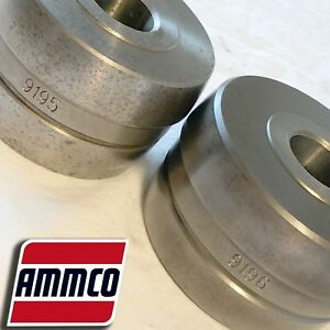 Ammco 3 1 2 Truck Centering Cone Set For Any 1 Arbor Brake Lathe 9195 9196
