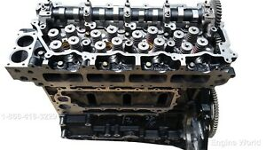 Isuzu 4hk1 Brand New Engine For Npr Nqr Nrr Gmc W3500 W4500 W5500