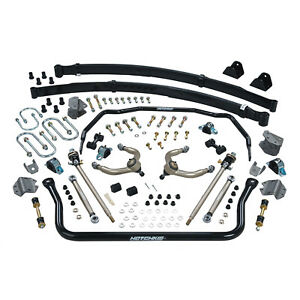 Suspension Kit 1967 1972 Dodge A body Hotchkis Tvs total Vehicle Susp System