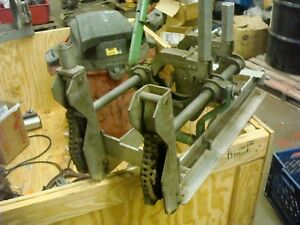Mcelroy 200101 Plastic Pipe Fusion Poly Welder Vise Only 4