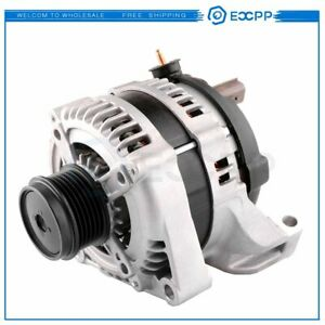 For Chrysler Town Country Alternator 3 3l 3 8l 2001 2007 160amp And0249 13870