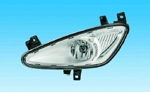 Fog Light Assembly Right Hella 354470021 Fits 07 09 Mercedes S550