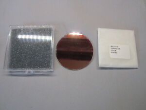 Omega Optical Filter Glass Ib3110222 For Microscopy Astronomy Aerospace Science
