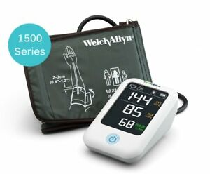Welch Allyn Home 1500 Series Blood Pressure Monitor W Simple Smartphone Cn Nob