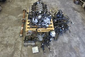 2015 Ford Mustang Gt 5 0 Coyote Engine 6mt Manual Swap Conversion 8k