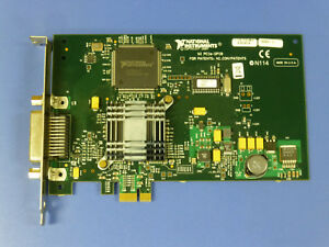 National Instruments Ni Pcie gpib Interface Adapter Card 190243f 01
